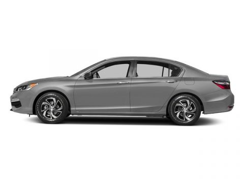 New 2017 Honda Accord Sedan LX