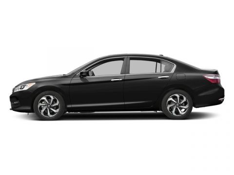 New 2017 Honda Accord Sedan EX-L w/Navi With Navigation