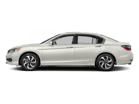 New 2017 Honda Accord Sedan EX-L V6