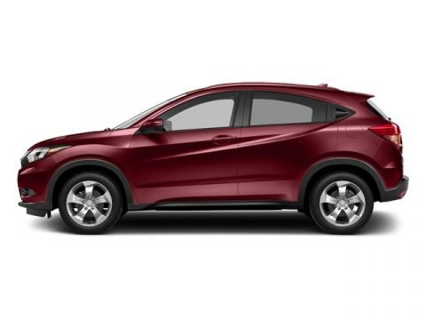 New 2017 Honda HR-V EX-L Navi With Navigation & AWD