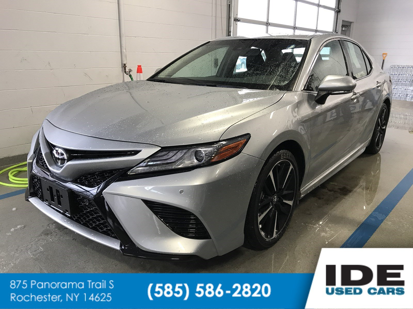 Pre Owned 2018 Toyota Camry XSE