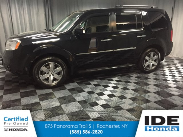 Certified Pre-Owned 2014 Honda Pilot Touring