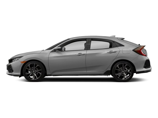 New 2018 Honda Civic Hatchback Sport Hatchback In Rochester H82952
