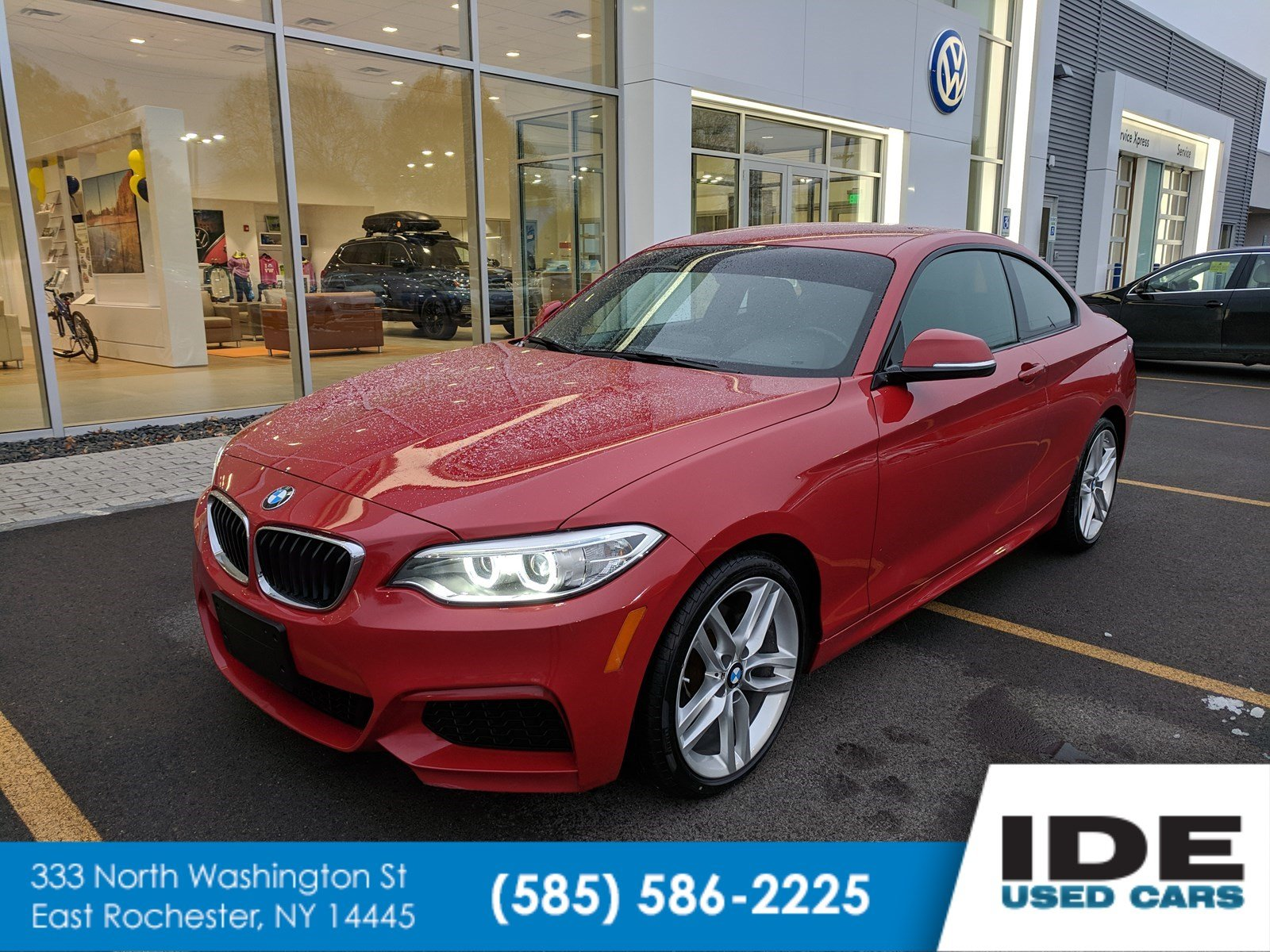 Pre Owned 2017 Bmw 2 Series 228i Xdrive