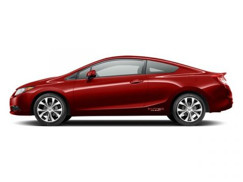 Pre-Owned 2012 Honda Civic Cpe Si