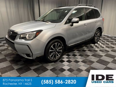 Pre Owned 2017 Subaru Forester 2 0xt Touring Cvt Awd